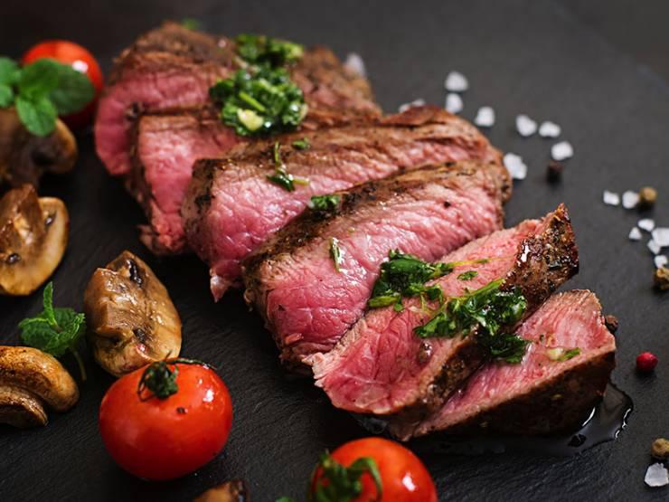Meat Steak 1 KG