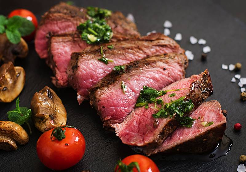 Meat Steak 1 KG